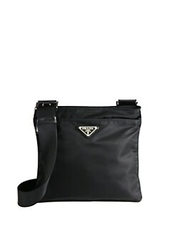 Prada - Nylon Messenger Bag