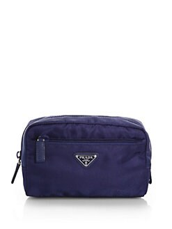 Prada - Nylon Zip Pouch