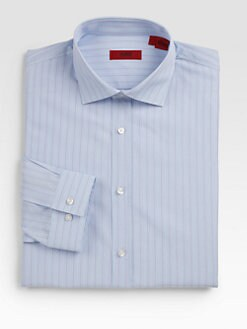 Hugo - Pinstriped Dress Shirt