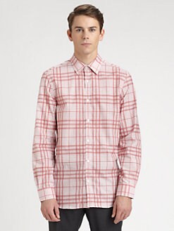 Burberry - Treyforth Check Sportshirt