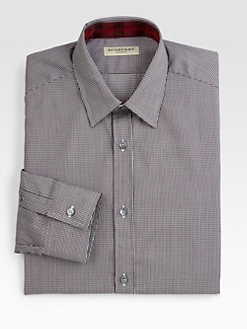 Burberry London - Treyforth Check Dress Shirt