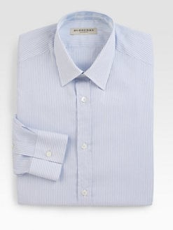 Burberry London - Striped Dress Shirt