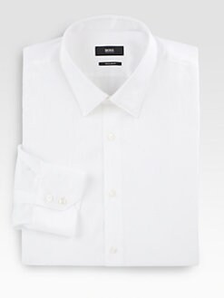 BOSS Black - Regular-Fit Dress Shirt