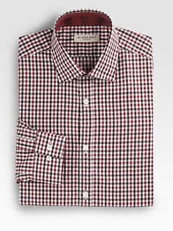 Burberry London - Santon Check Dress Shirt