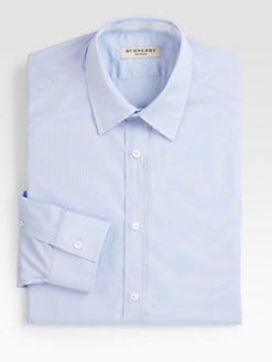 Burberry London - Sanforth Check Dress Shirt
