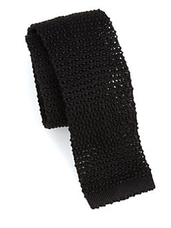 Polo Ralph Lauren - Silk Knit Tie