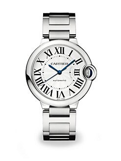 Cartier - Ballon Bleu de Cartier Stainless Steel Watch