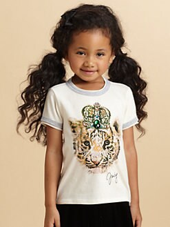 Juicy Couture - Toddler's & Little Girl's Tiger King Tee