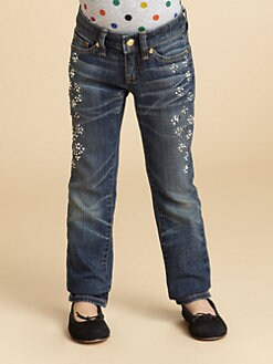 Juicy Couture - Toddler's & Little Girl's Bleeker Skinny Jeans