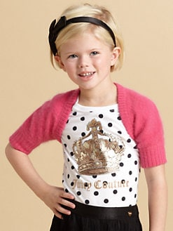 Juicy Couture - Toddler's & Little Girl's Angora-Blend Sweater