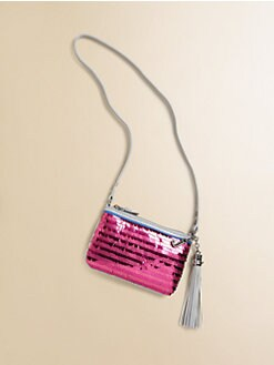 Juicy Couture - Girl's Sequin Louisa Crossbody