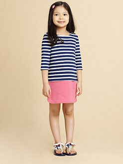 Juicy Couture - Toddler's & Little Girl's One-Piece Knit Dress