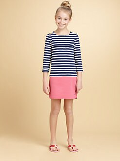 Juicy Couture - Girl's One-Piece Knit Dress