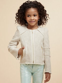 Juicy Couture - Toddler's & Little Girl's Bouclé Jacket