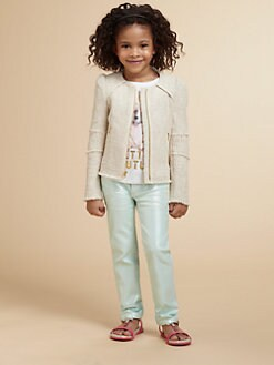 Juicy Couture - Toddler's & Little Girl's Boucl&#233; Jacket