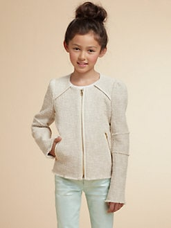 Juicy Couture - Girl's Bouclé Jacket