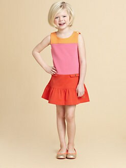 Juicy Couture - Toddler's & Little Girl's Colorblock Dress