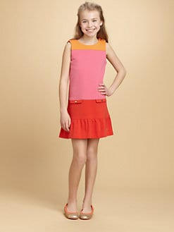 Juicy Couture - Girl's Colorblock Dress