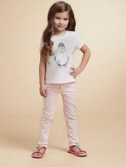 Juicy Couture - Toddler's & Little Girl's Penguin Tee