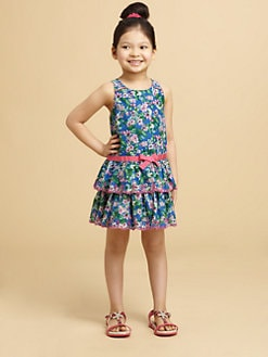 Juicy Couture - Toddler's & Little Girl's Mini Ruffle Dress