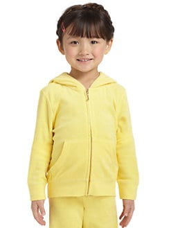 Juicy Couture - Toddler's & Little Girl's Terry Hoodie