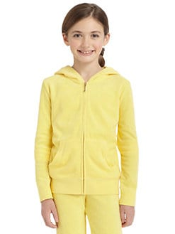 Juicy Couture - Girl's Terry Hoodie