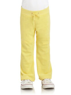 Juicy Couture - Toddler's & Little Girl's Stretch Terry Pants