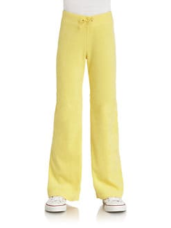 Juicy Couture - Girl's Stretch Terry Pants