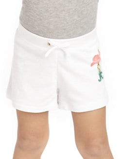 Juicy Couture - Toddler's & Little Girl's Terry Flamingo Shorts