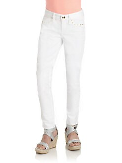 Juicy Couture - Girl's Studded Crop Pants