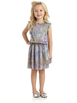 Juicy Couture - Toddler's & Little Girl's Bohemian Floral Dress