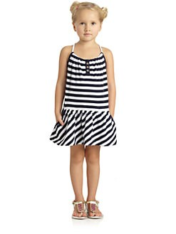 Juicy Couture - Toddler's & Little Girl's Malibu Striped Dress