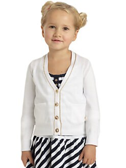 Juicy Couture - Toddler's & Little Girl's Cotton Cardigan