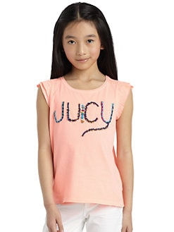 Juicy Couture - Girl's Friendship Tee