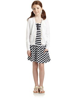 Juicy Couture - Girl's Cotton Cardigan