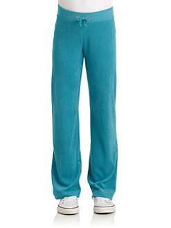 Juicy Couture - Girl's Terry Pants