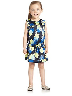 Juicy Couture - Toddler's & Little Girl's Floral Dress