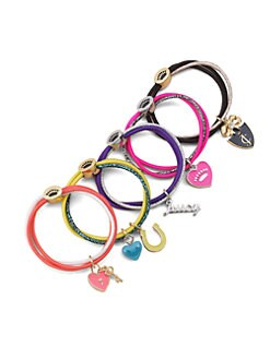 Juicy Couture - Girl's Charm Hair Accessory Set