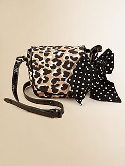 Juicy Couture - Leopard Print Crossbody Bag