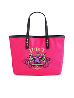 Juicy Couture - Girl's Nylon Pammy Tote