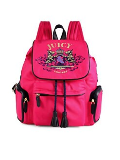 Juicy Couture - Girl's Nylon Billie Backpack
