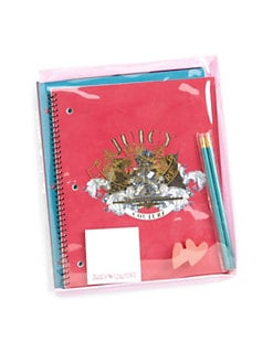 Juicy Couture - Girl's Back-To-School Essentials Kit