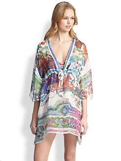 Gottex Swim - Silk Koh Phangan Beach Dress