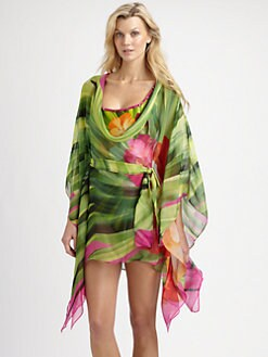 Gottex Swim - Silk Maldives Caftan