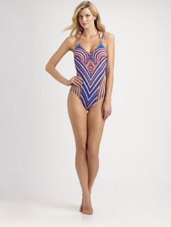 Gottex Swim - One-Piece Linea Swimsuit