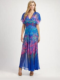 Gottex Swim - Silk Beach Dress