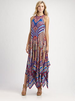 Gottex Swim - Silk Linea Dress