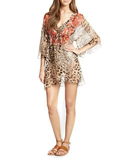 Gottex Swim - Leo Silk Coverup