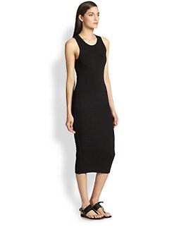 James Perse - Stretch Jersey Dress