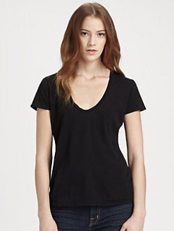 James Perse - Cotton Tee